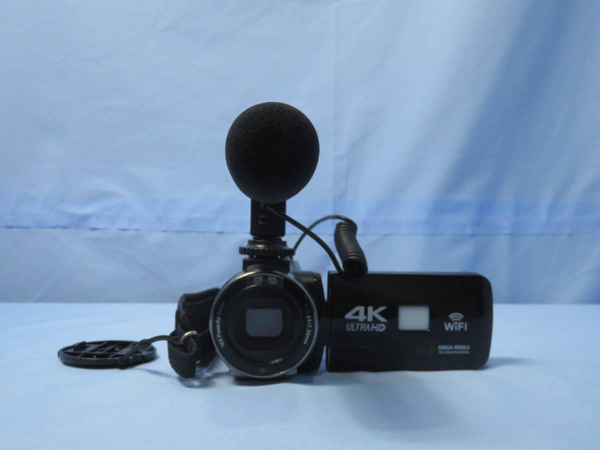 [OY-103]メーカー不明 デジタルビデオカメラ 現状販売_画像3