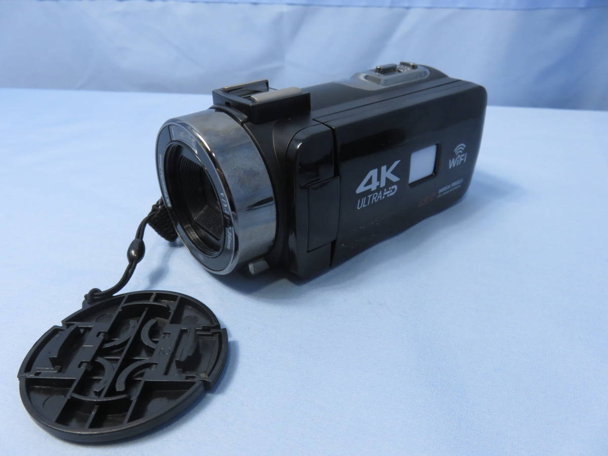[OY-103]メーカー不明 デジタルビデオカメラ 現状販売_画像8