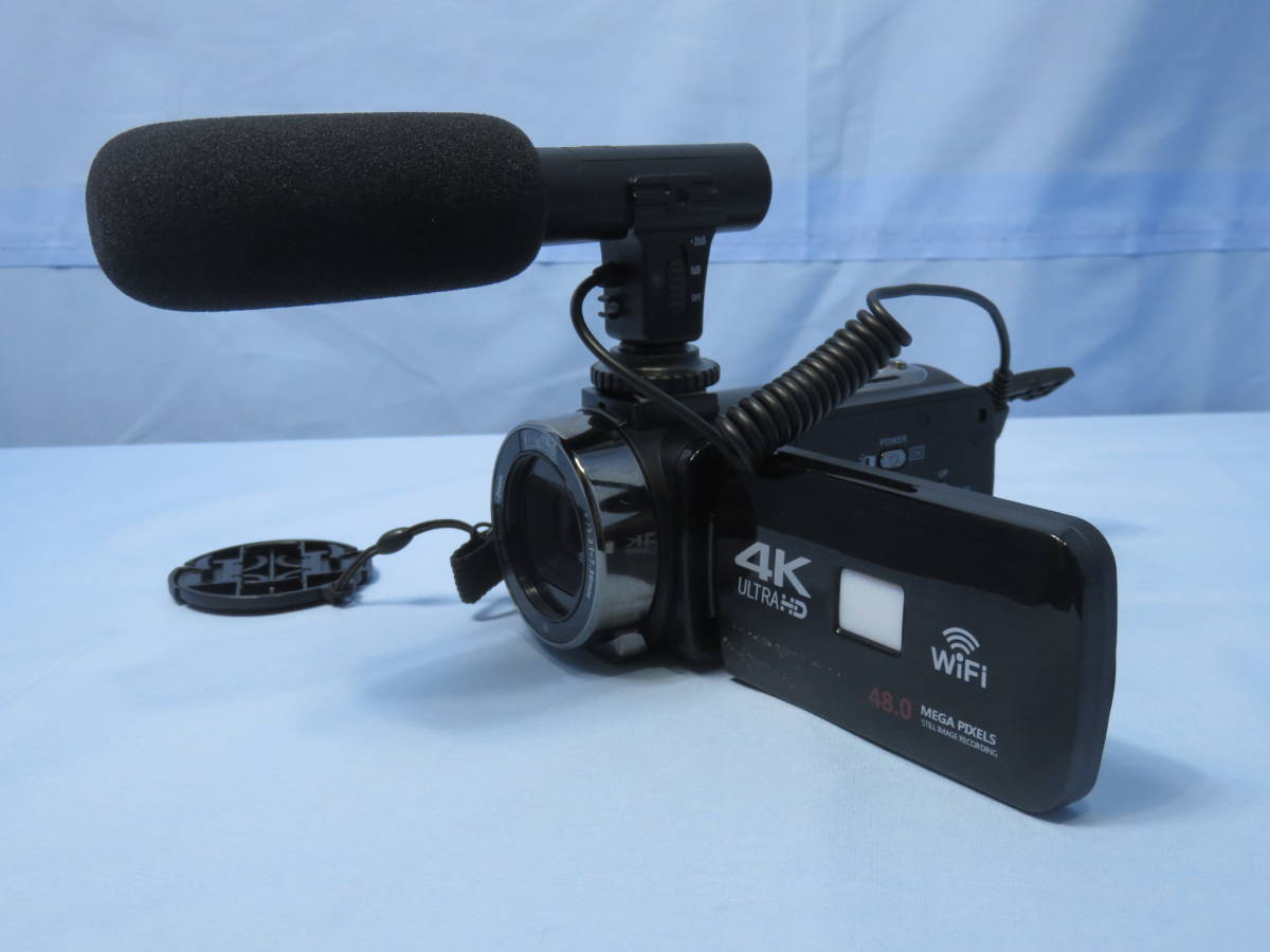 [OY-103]メーカー不明 デジタルビデオカメラ 現状販売_画像2