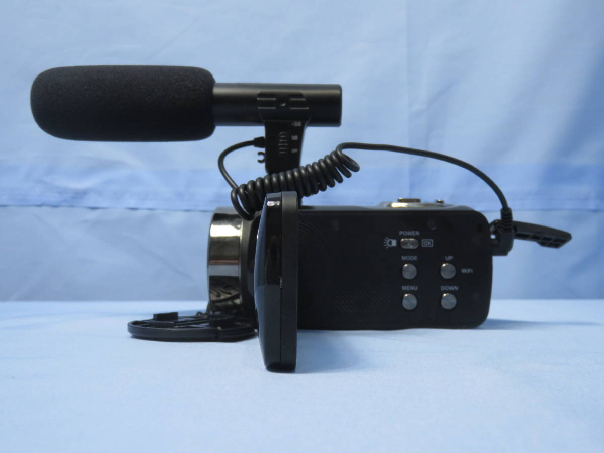 [OY-103]メーカー不明 デジタルビデオカメラ 現状販売_画像4