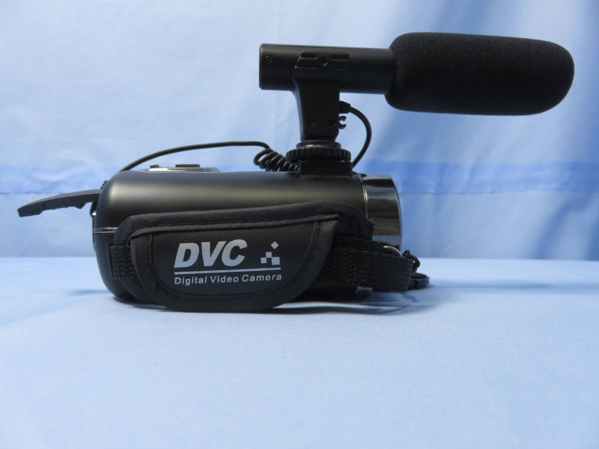 [OY-103]メーカー不明 デジタルビデオカメラ 現状販売_画像6