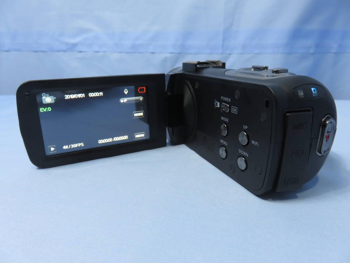 [OY-103]メーカー不明 デジタルビデオカメラ 現状販売_画像9