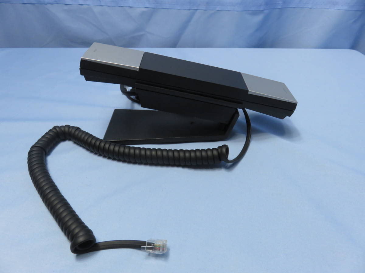[OY-107]電話機 ヤコブ・イェンセン T-1 シルバー 新品未使用 箱あり  JACOB JENSEN Telephone1 動作未確認_画像5