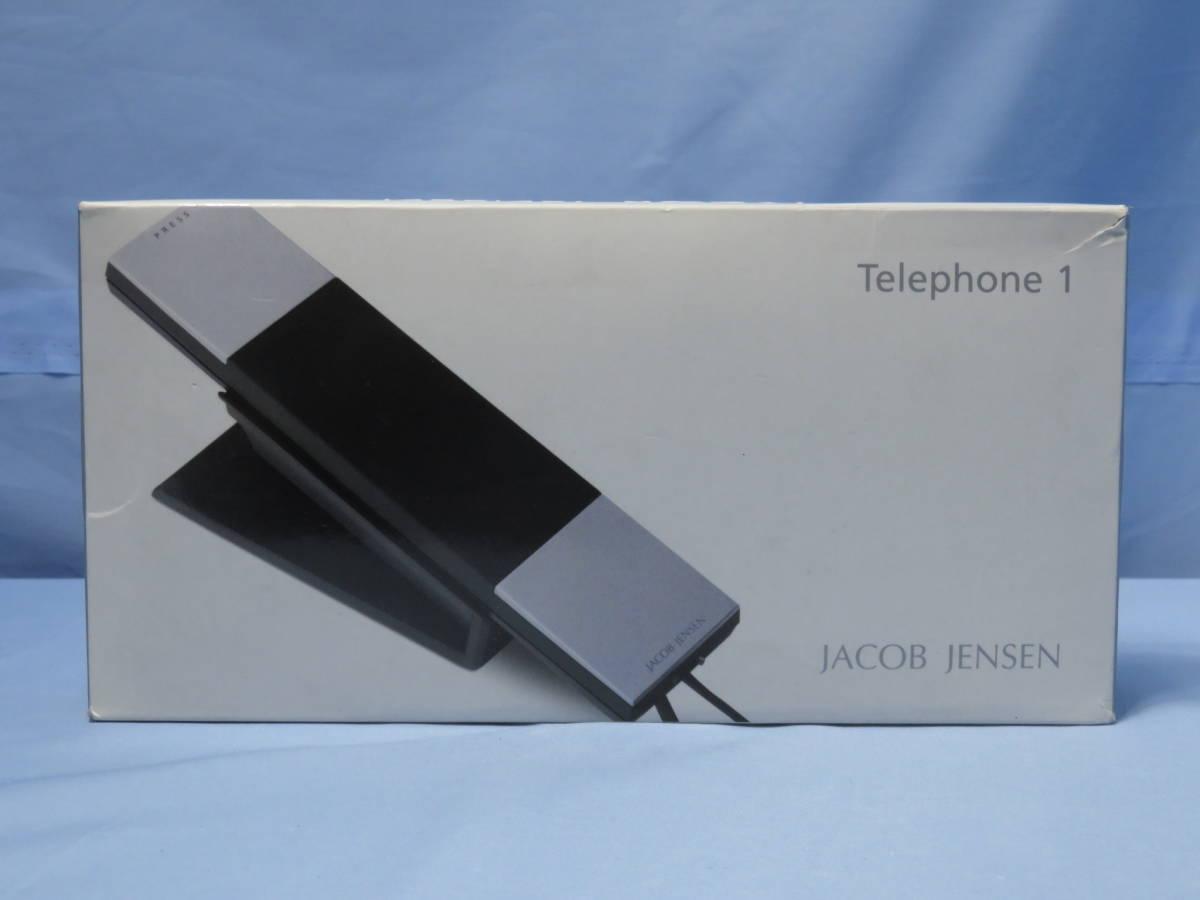 [OY-107]電話機 ヤコブ・イェンセン T-1 シルバー 新品未使用 箱あり  JACOB JENSEN Telephone1 動作未確認_画像10