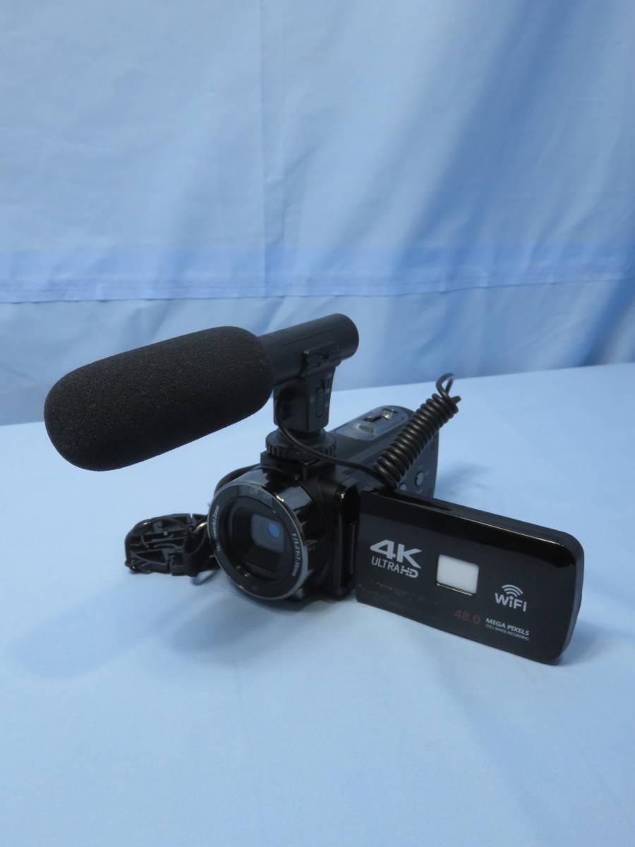 [OY-103]メーカー不明 デジタルビデオカメラ 現状販売_画像1