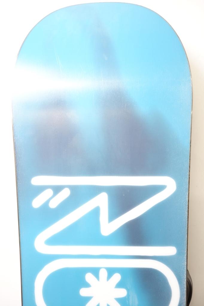 中古 18/19 SALOMON SUBJECT 152cm RHYTHM ビンディング付き スノーボード サロモン サブジェクト リズム_画像7