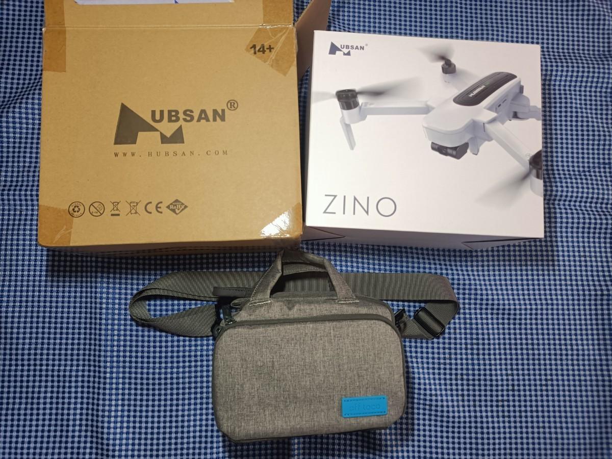 Hubsan ZINO 動作確認済み 中古 ジノ ドローン GPS ジンバル 値下げしました!