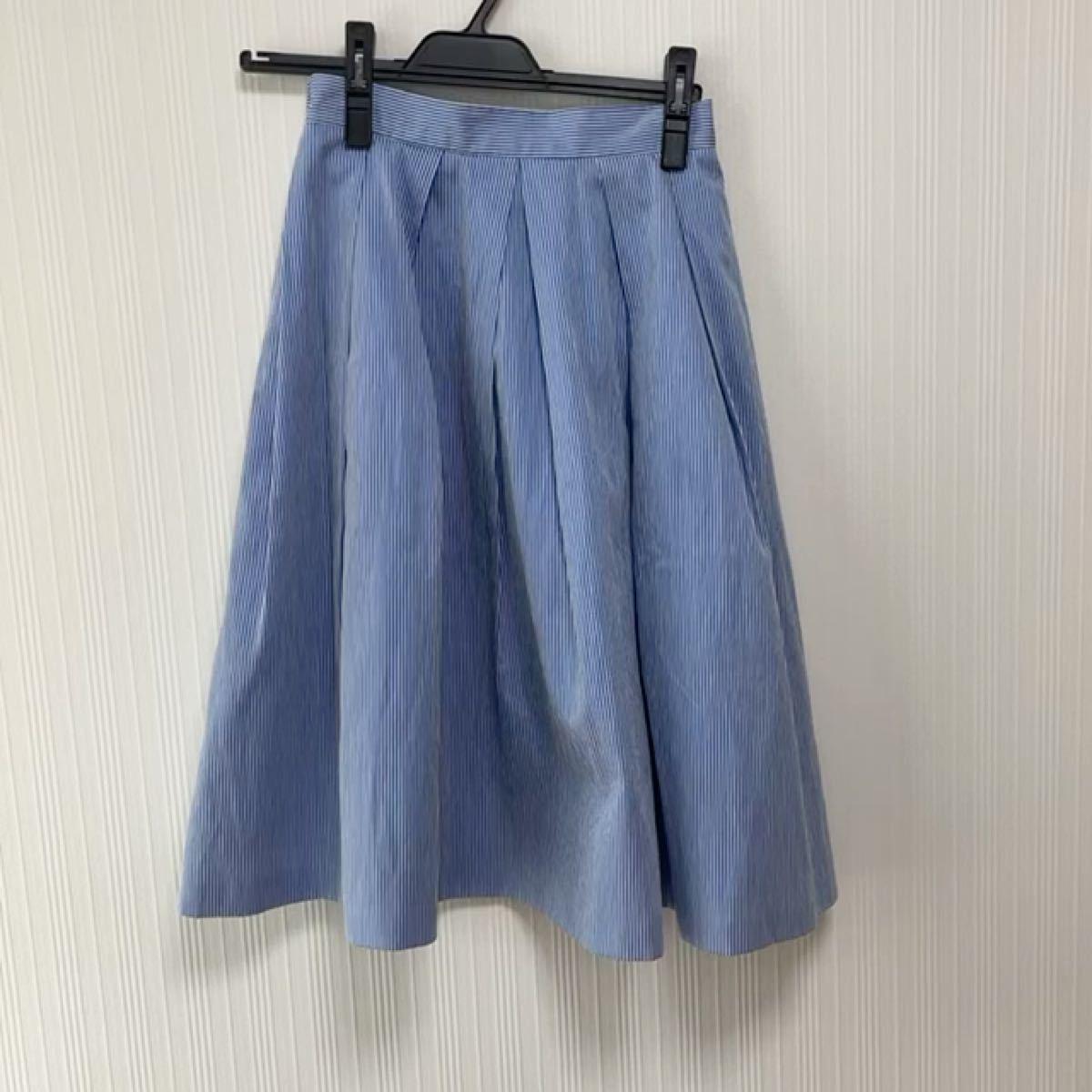 アーバンリサーチ   フレアスカート  ギャザースカート フリーサイズ