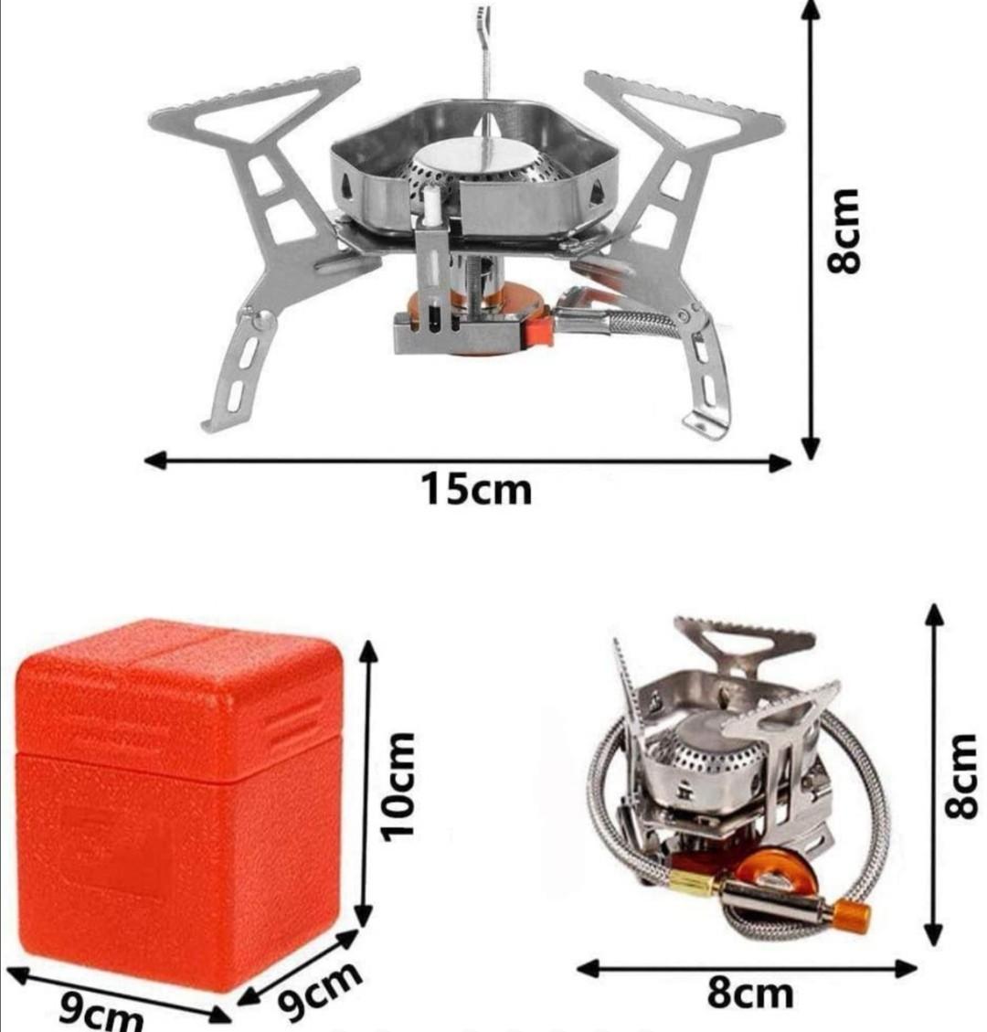 シングルバーナー コンロ ソロキャンプ コンパクト キャンプ バーナー