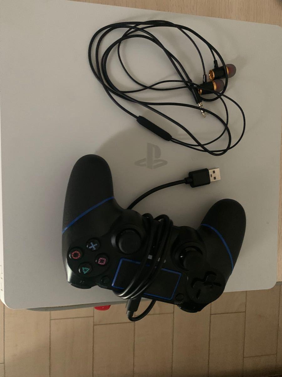 PlayStation4 CUH-2000AB02 500GB 本体 白 付属品あり