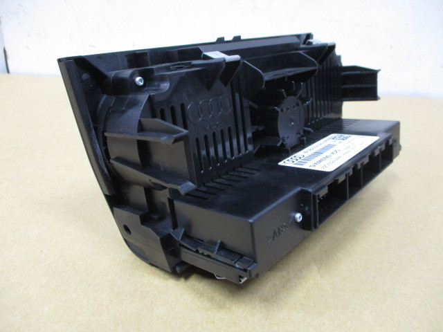 アウディ A4 エアコンスイッチパネル 8P0820043AG5PR SIEMENSVDO A2C53242446_画像4