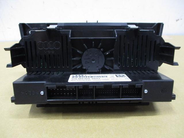 アウディ A4 エアコンスイッチパネル 8P0820043AG5PR SIEMENSVDO A2C53242446_画像2