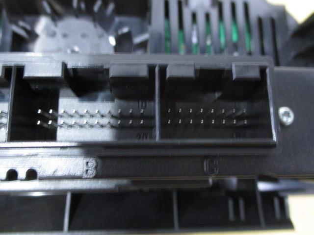 アウディ A4 エアコンスイッチパネル 8P0820043AG5PR SIEMENSVDO A2C53242446_画像6