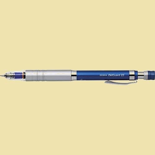 未使用 新品 シャ-プペン ゼブラ J-30 P-MA86-BL 芯径0.5mm デルガ-ド タイプLx ブル-_画像1