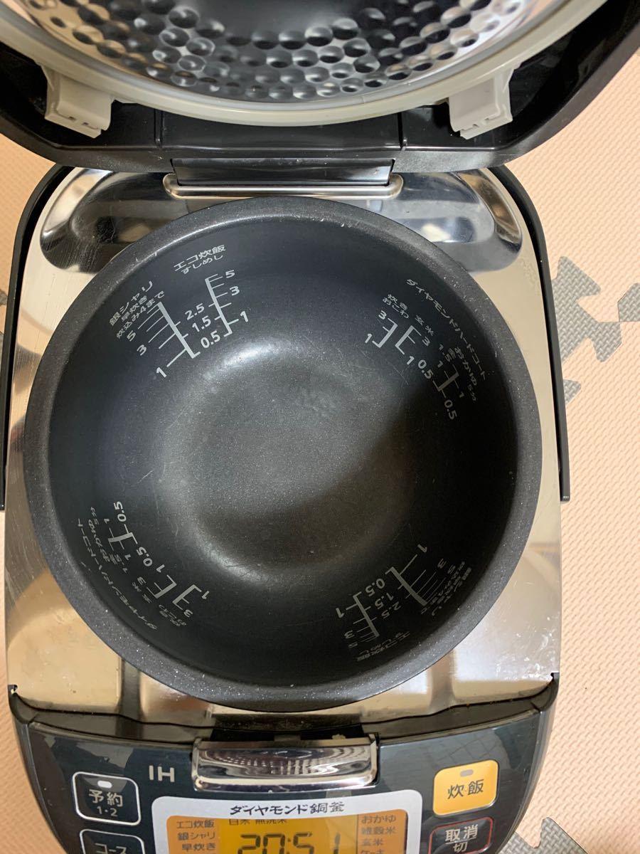 Panasonic IH ジャー炊飯器 SR-FC106