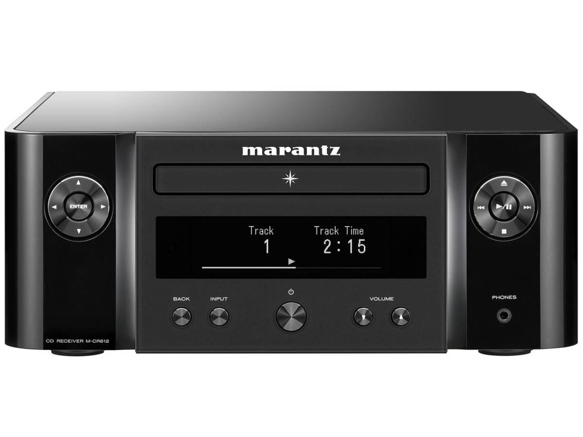 [美品] Marantz M-CR612/FB CDレシーバー マランツ 箱破損_画像1