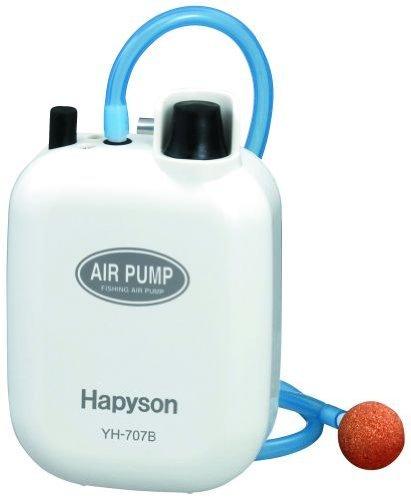 「ハピソン(Hapyson) 乾電池式エアーポンプ YH-707B」の画像1