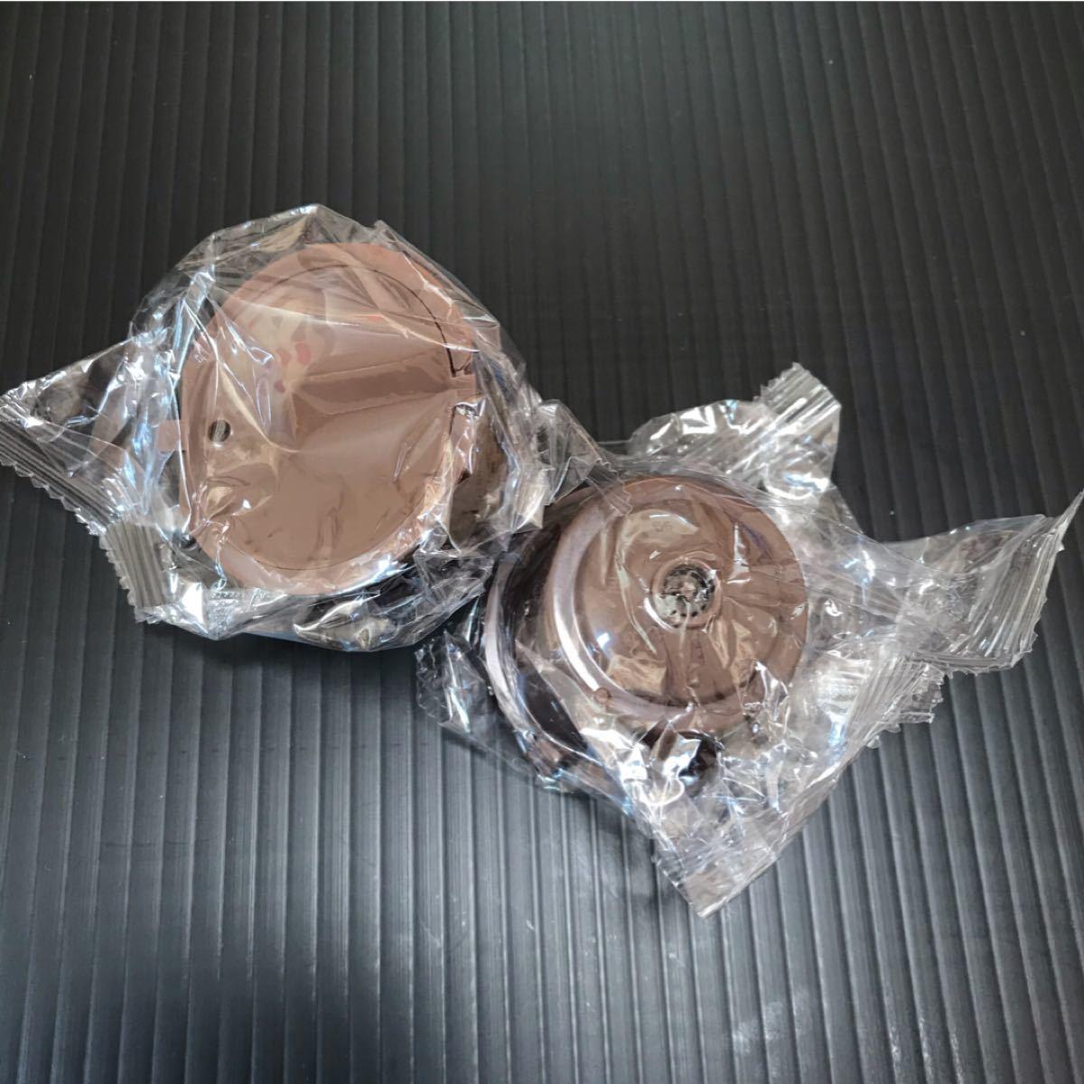 ドルチェグスト専用 詰め替えカプセル  コーヒーカプセル 再利用可能 2個セット
