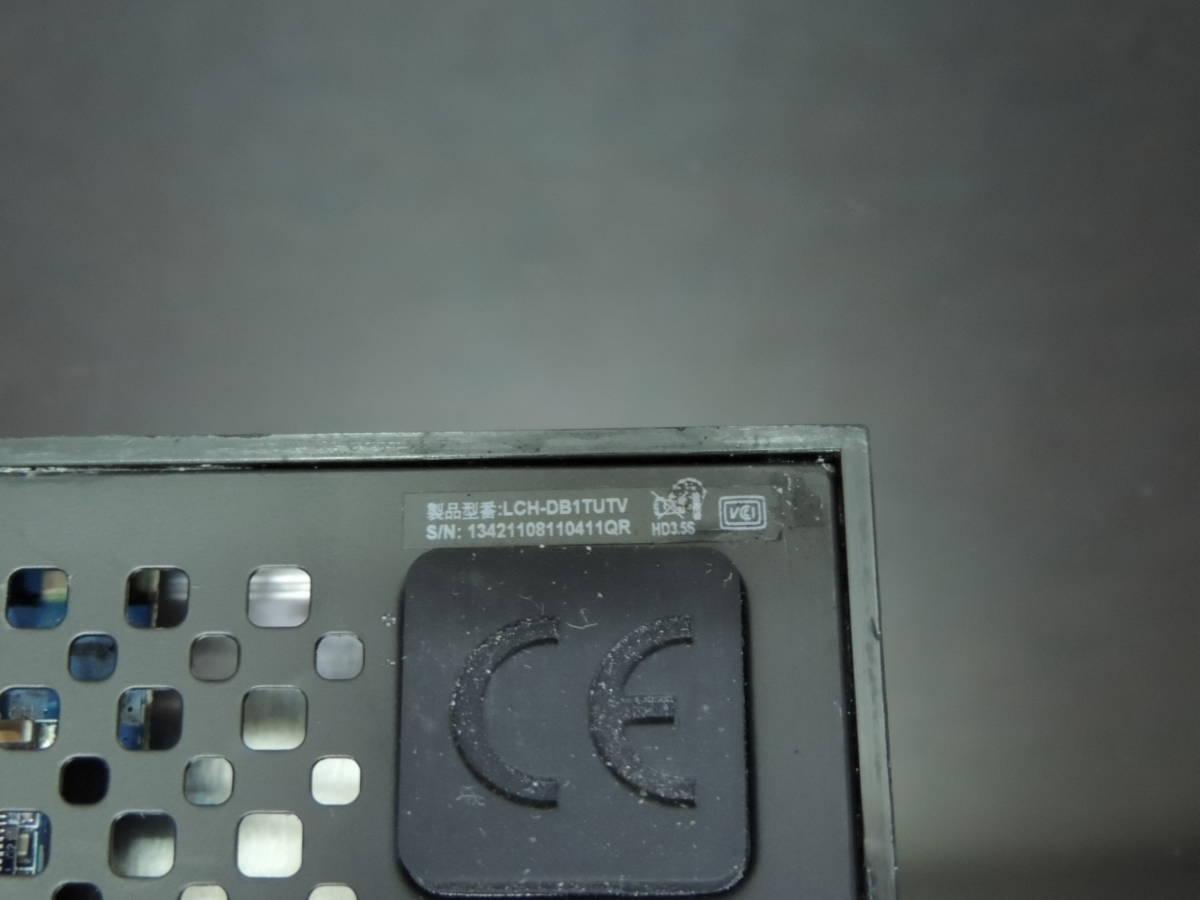 【検品済み/使用0時間】LACIE 外付けHDD LCH-DB1TUTV 管理:r-46_画像5