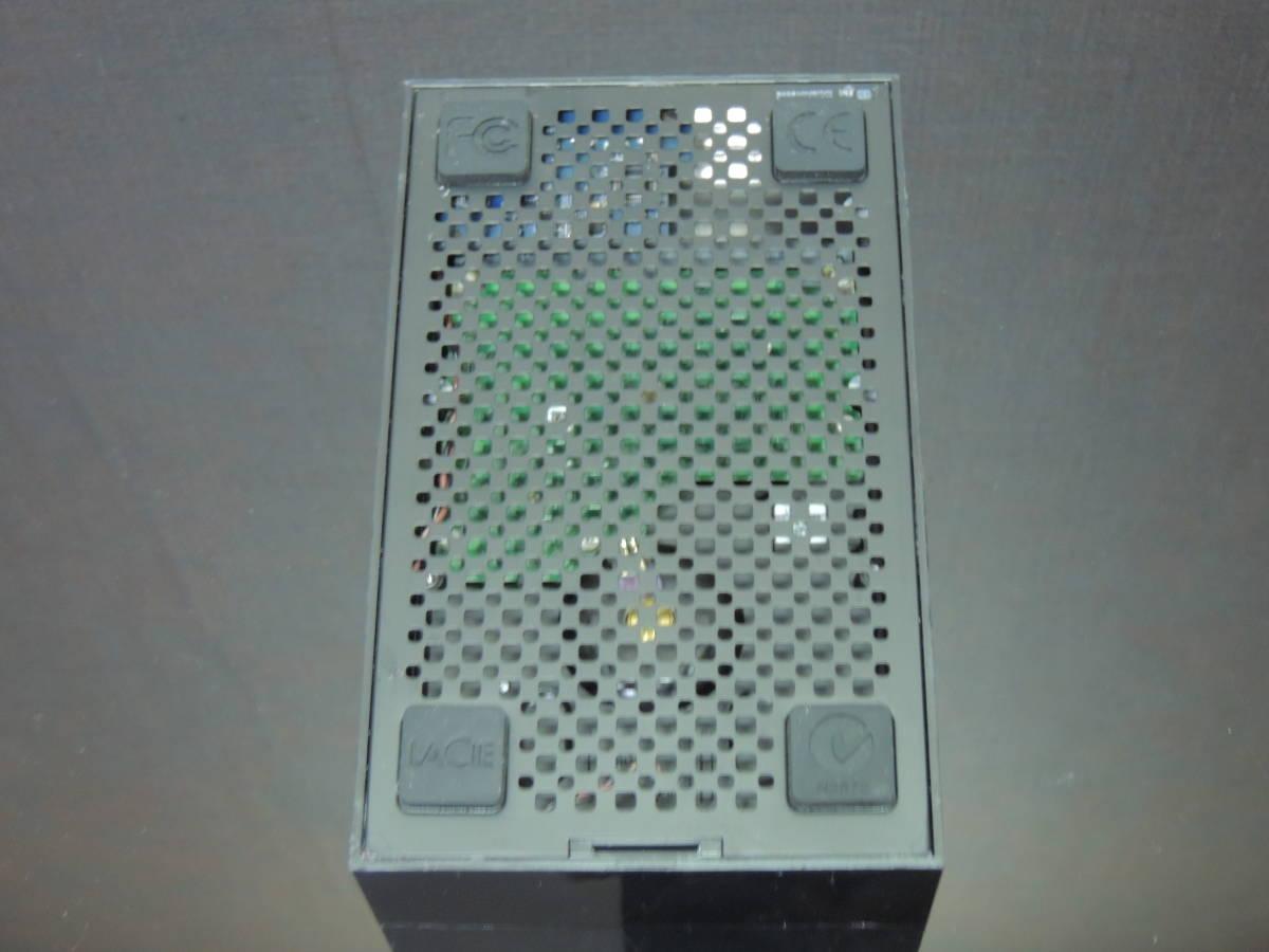 【検品済み/使用0時間】LACIE 外付けHDD LCH-DB1TUTV 管理:r-46_画像4