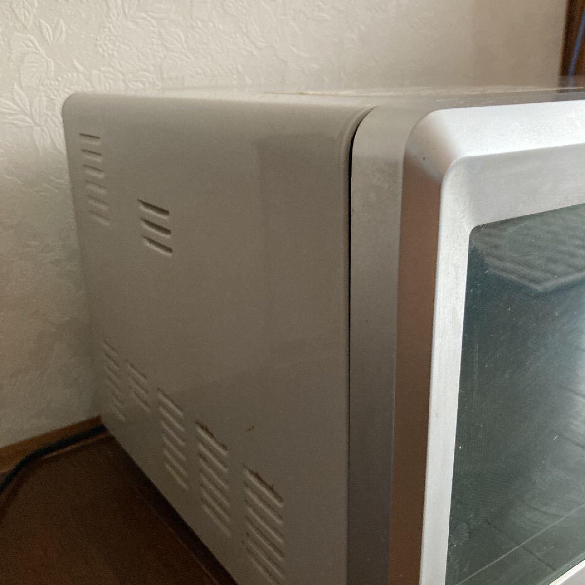 山善 電子レンジ mor-1216