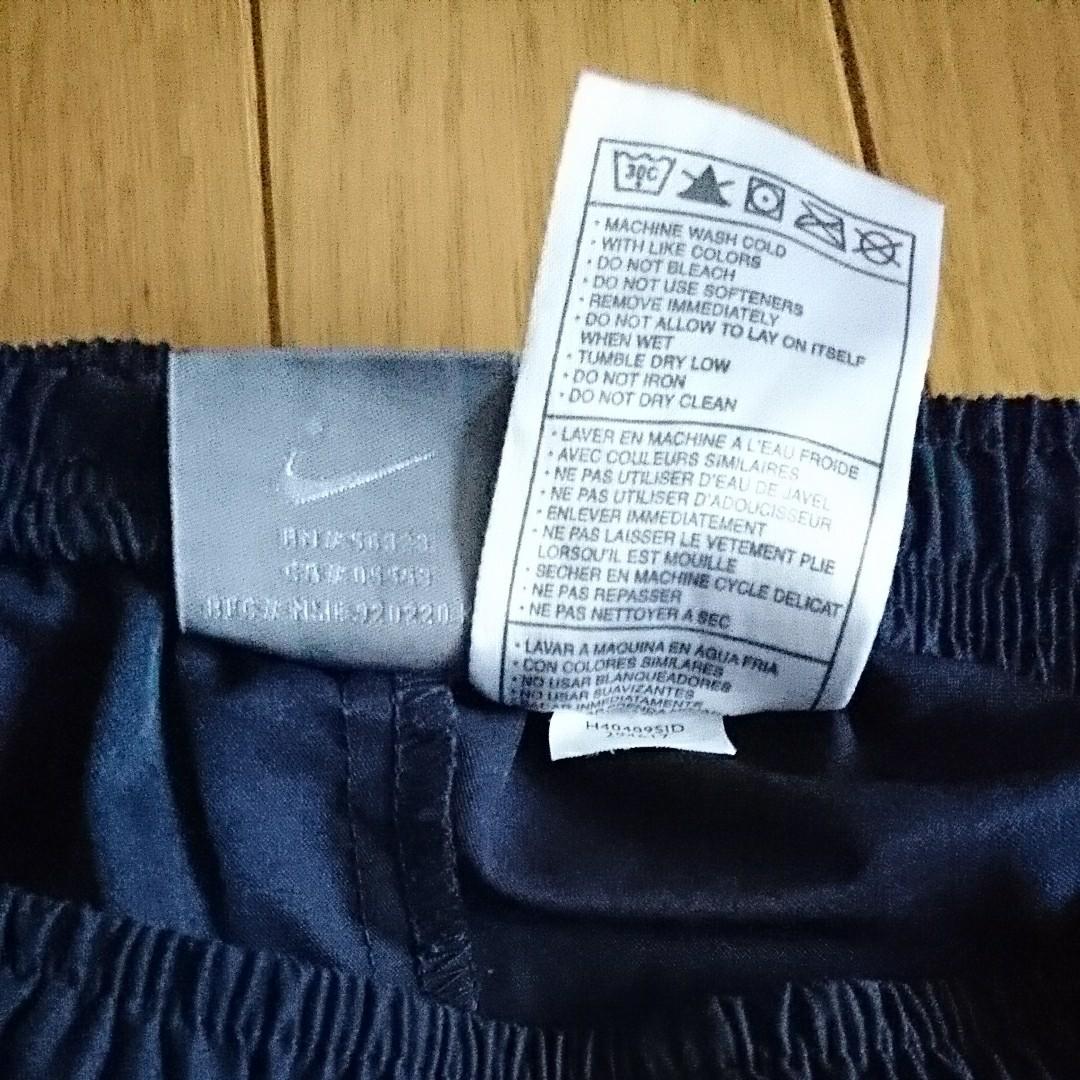 送料込!NIKE ナイキ XS 60 スポーツパンツ 七分丈 シャカパン トレーニングウェア ランニングウェア レディース