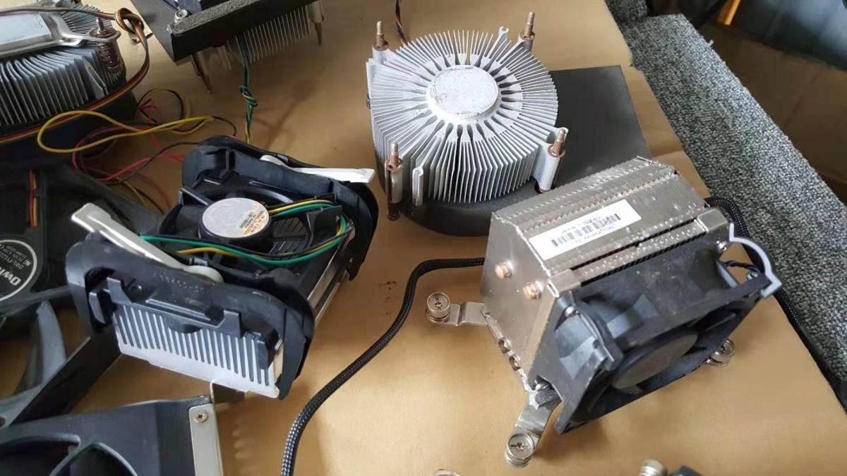 冷却ファン 12個セット_画像4