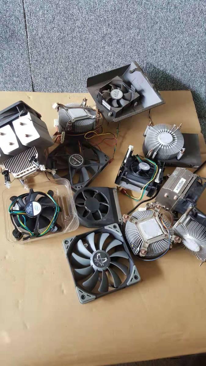 冷却ファン 12個セット_画像1