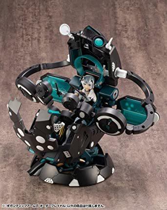 M.S.G モデリングサポートグッズ ギガンティックアームズ オーダークレイドル 全高約210mm NONスケール プラモデル_画像6