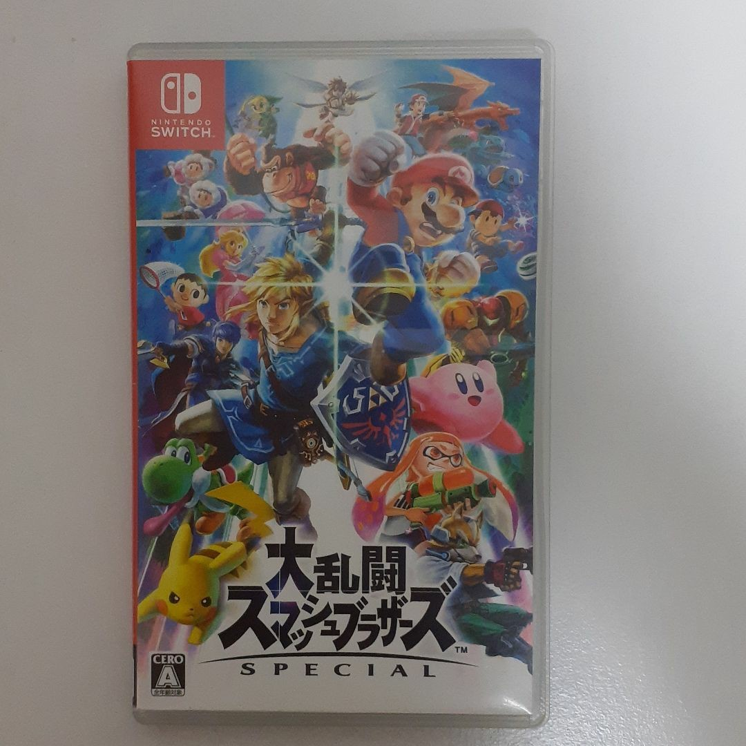 【Switch】大乱闘スマッシュブラザーズ SPECIAL