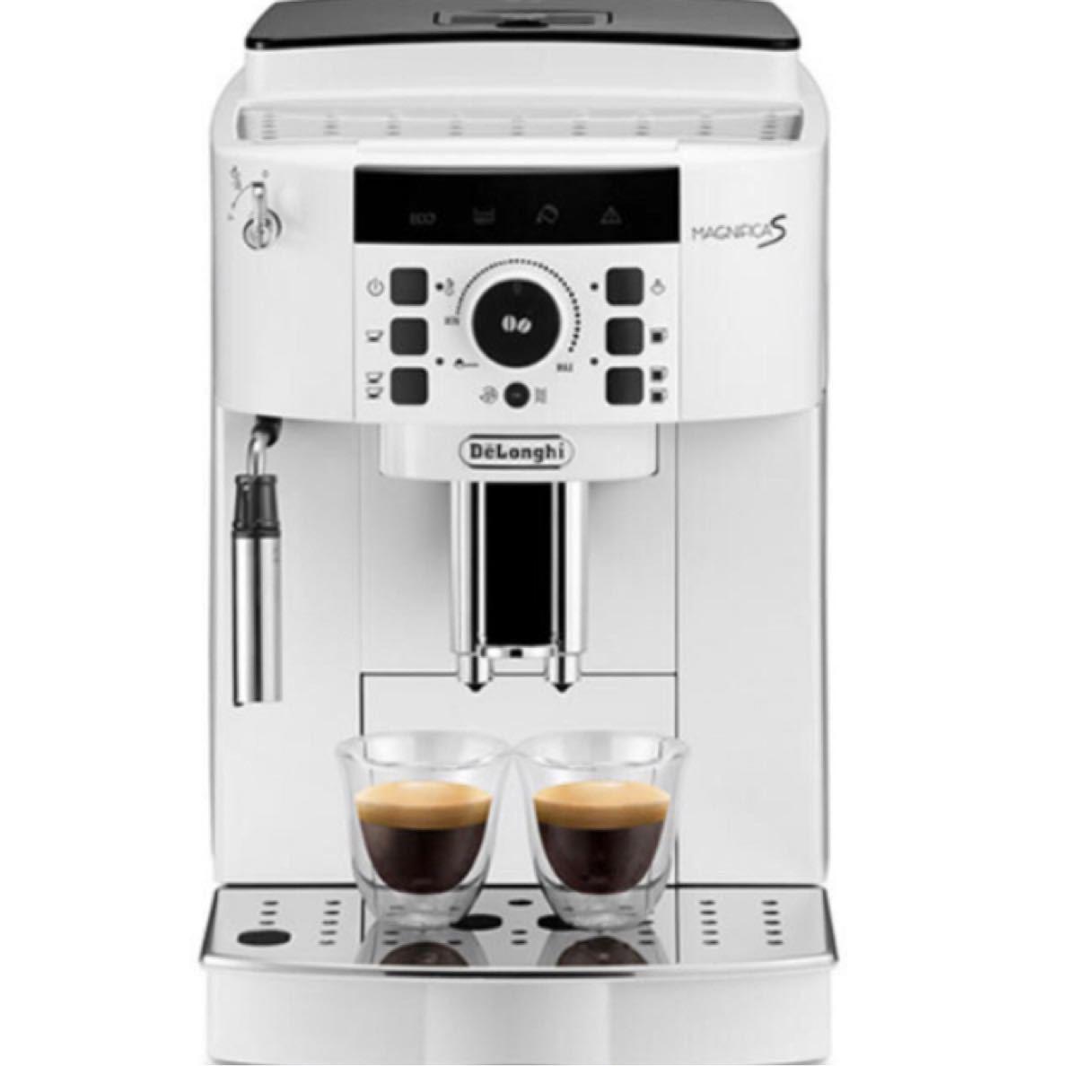 デロンギマグニフィカS 全自動コーヒーメーカー 新品未開封
