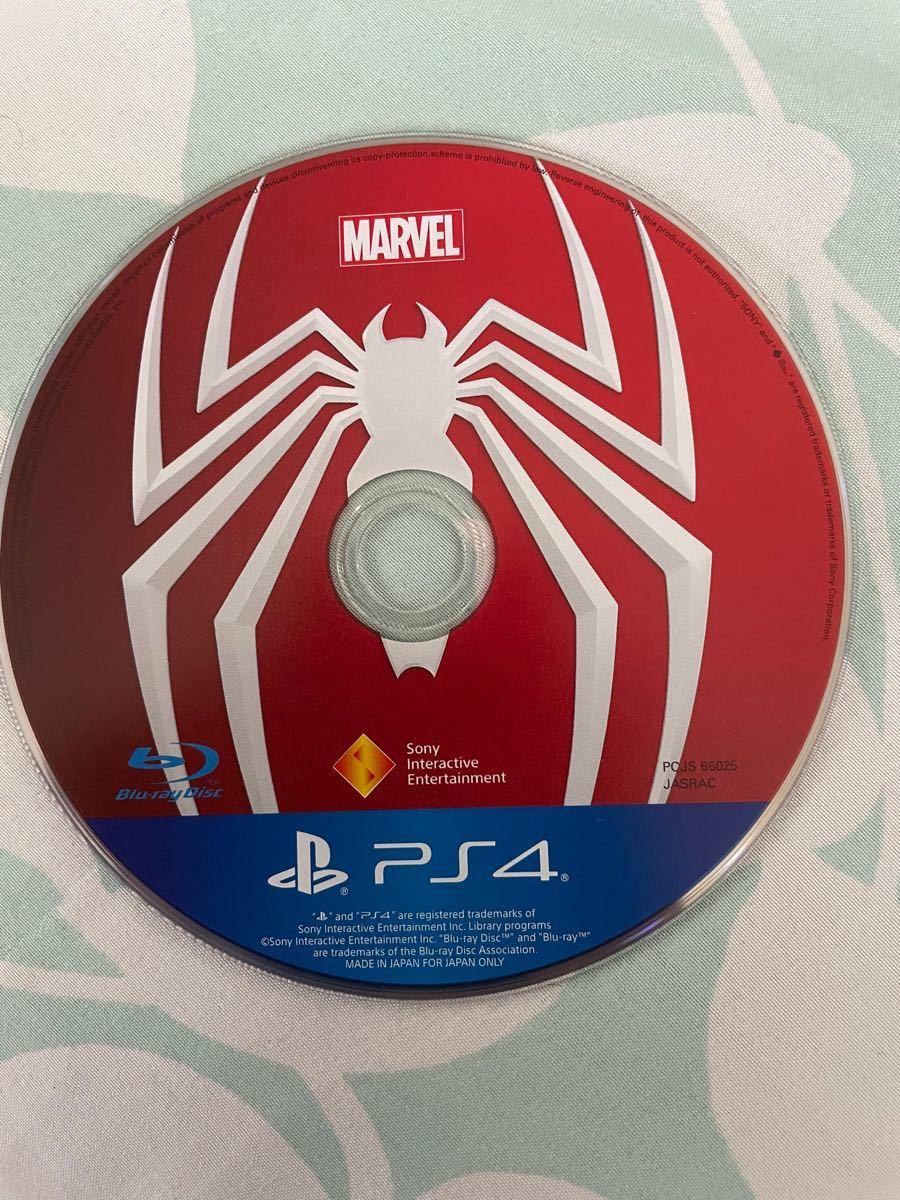 PS4 ソフト スパイダーマン