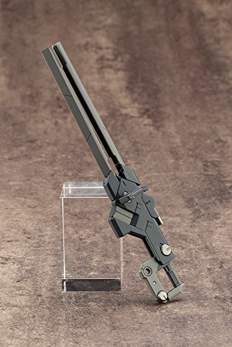 01 バーストレールガン M.S.G モデリングサポートグッズ ウェポンユニット01 バーストレールガン 全長約125mm NO_画像4