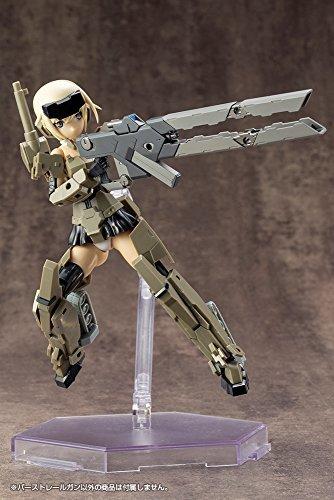 01 バーストレールガン M.S.G モデリングサポートグッズ ウェポンユニット01 バーストレールガン 全長約125mm NO_画像10