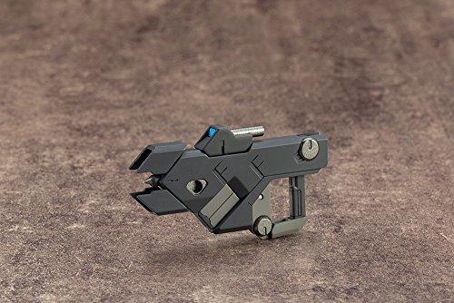 01 バーストレールガン M.S.G モデリングサポートグッズ ウェポンユニット01 バーストレールガン 全長約125mm NO_画像7