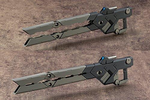 01 バーストレールガン M.S.G モデリングサポートグッズ ウェポンユニット01 バーストレールガン 全長約125mm NO_画像6