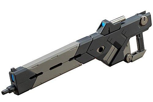 01 バーストレールガン M.S.G モデリングサポートグッズ ウェポンユニット01 バーストレールガン 全長約125mm NO_画像1