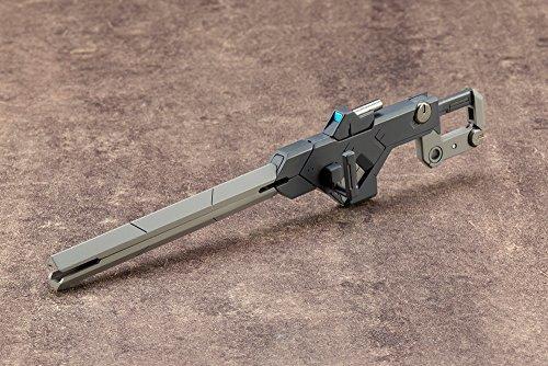 01 バーストレールガン M.S.G モデリングサポートグッズ ウェポンユニット01 バーストレールガン 全長約125mm NO_画像3