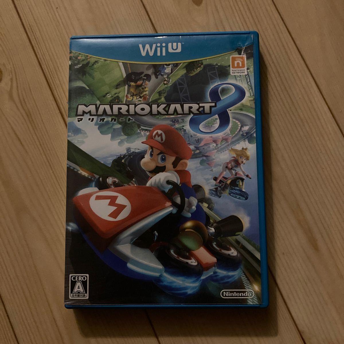 【Wii U】 マリオカート8