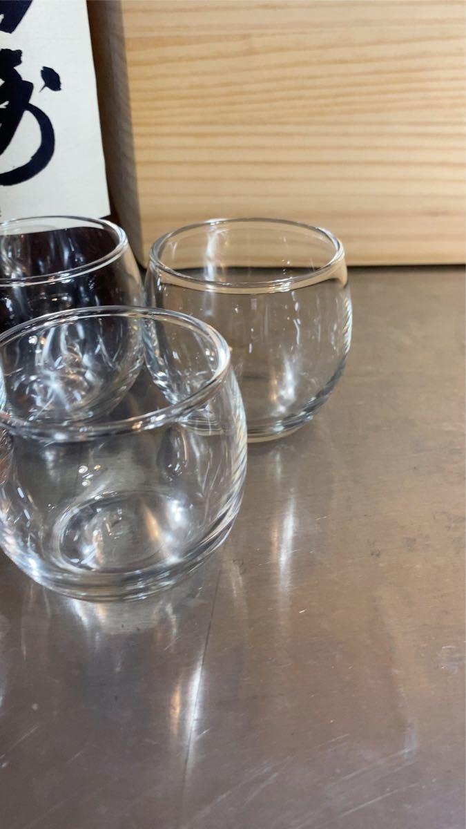 ウイスキー&グラス6個セット ストレートグラス ショットグラス 山崎 サントリーウィスキー 110mlグラス×6個 国産ウイスキー