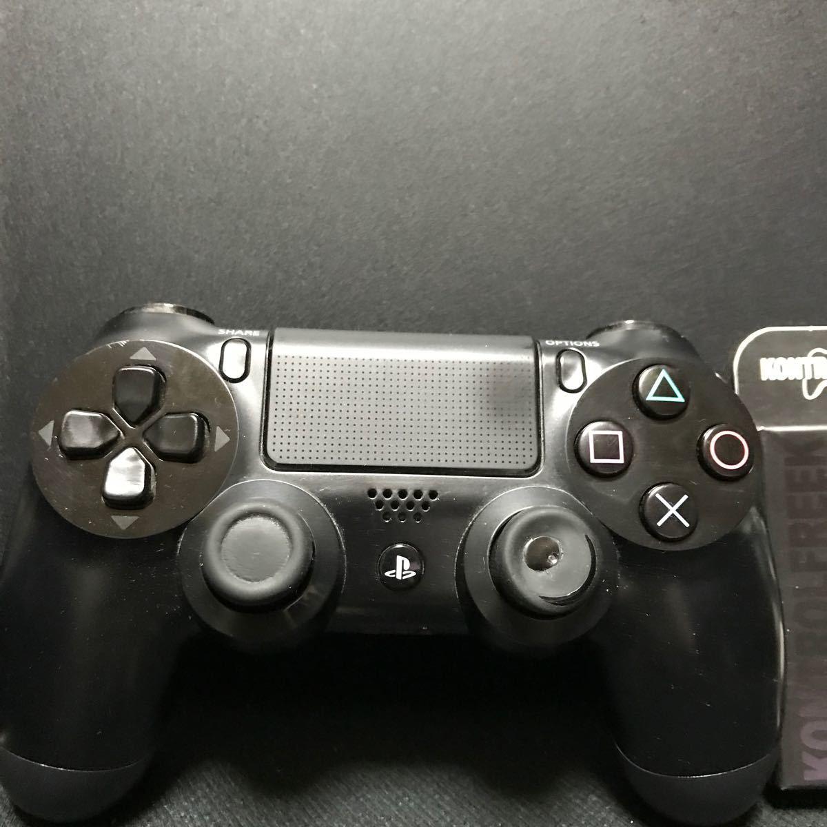 PS4 ジェット・ブラック PlayStation4 PS4本体