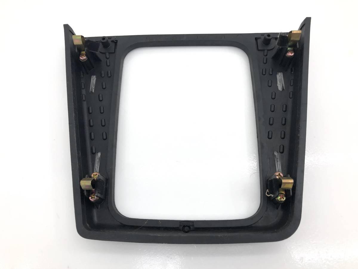 _b61180 マツダ サバンナRX-7 E-FC3S シフトパネル カバー AT トリム 内装 FD8 FC3C_画像5