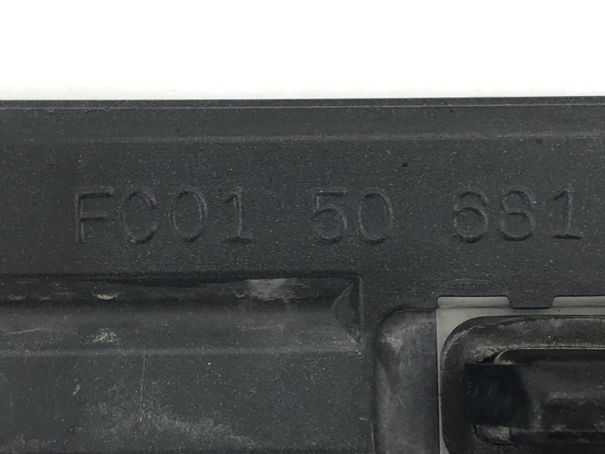 _b61180 マツダ サバンナRX-7 E-FC3S フロント フェンダー 後部 モール 左右 LH RH FC01-50-691 / FC01-50-681 3G_画像7