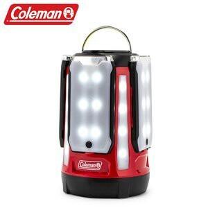 コールマン Coleman ランタン クアッド マルチパネル ランタン野外 アウトドア キャンプ 照明 ライト テント