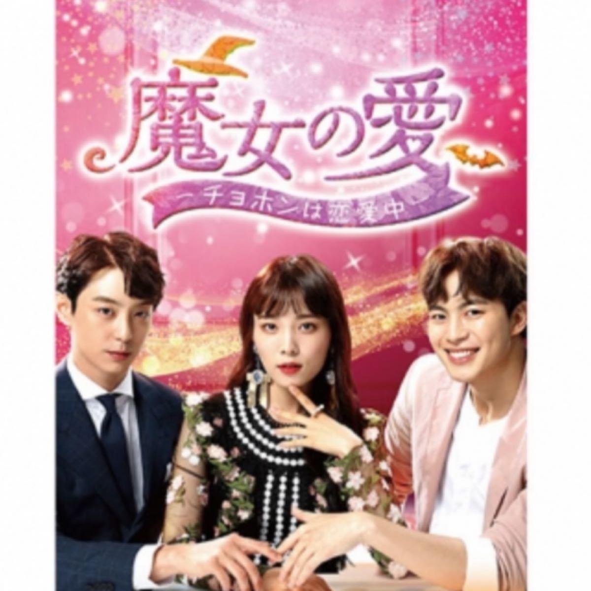 魔女の愛 全話 Blu-ray