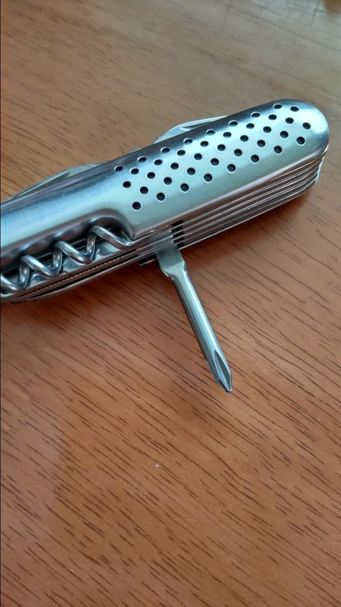 マルチツールナイフ 中古品
