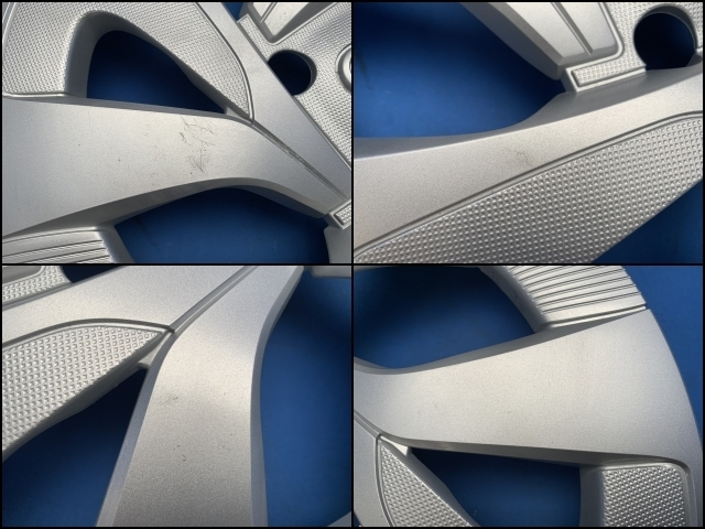 ★ 【B】トヨタ純正 ホイールキャップ 4枚 15インチ 42602-52670 NHP10 アクア_画像3
