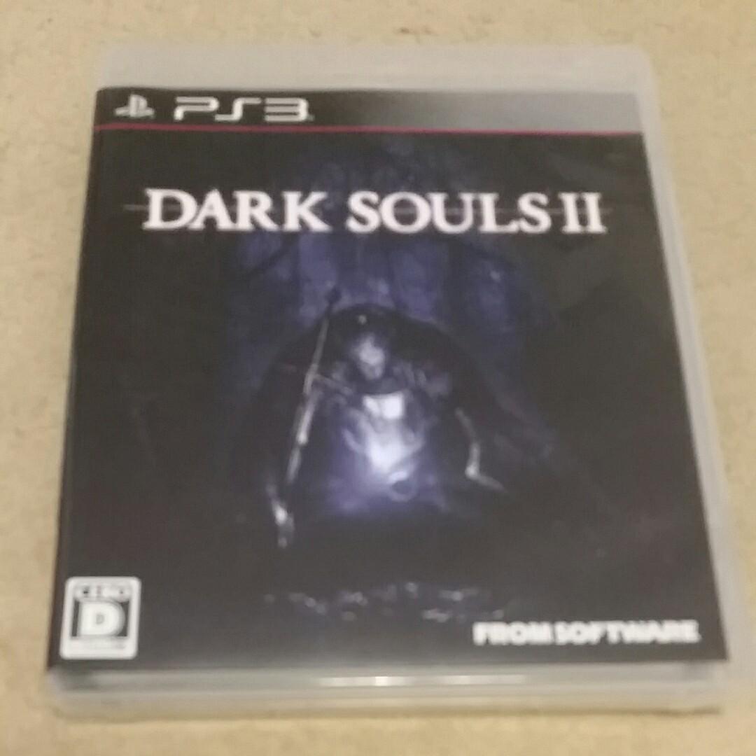 ダークソウル2  DARK SOULS PS3ソフト