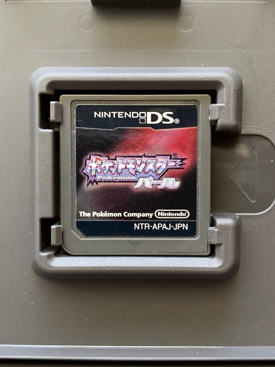 ポケットモンスター パール  DSソフト