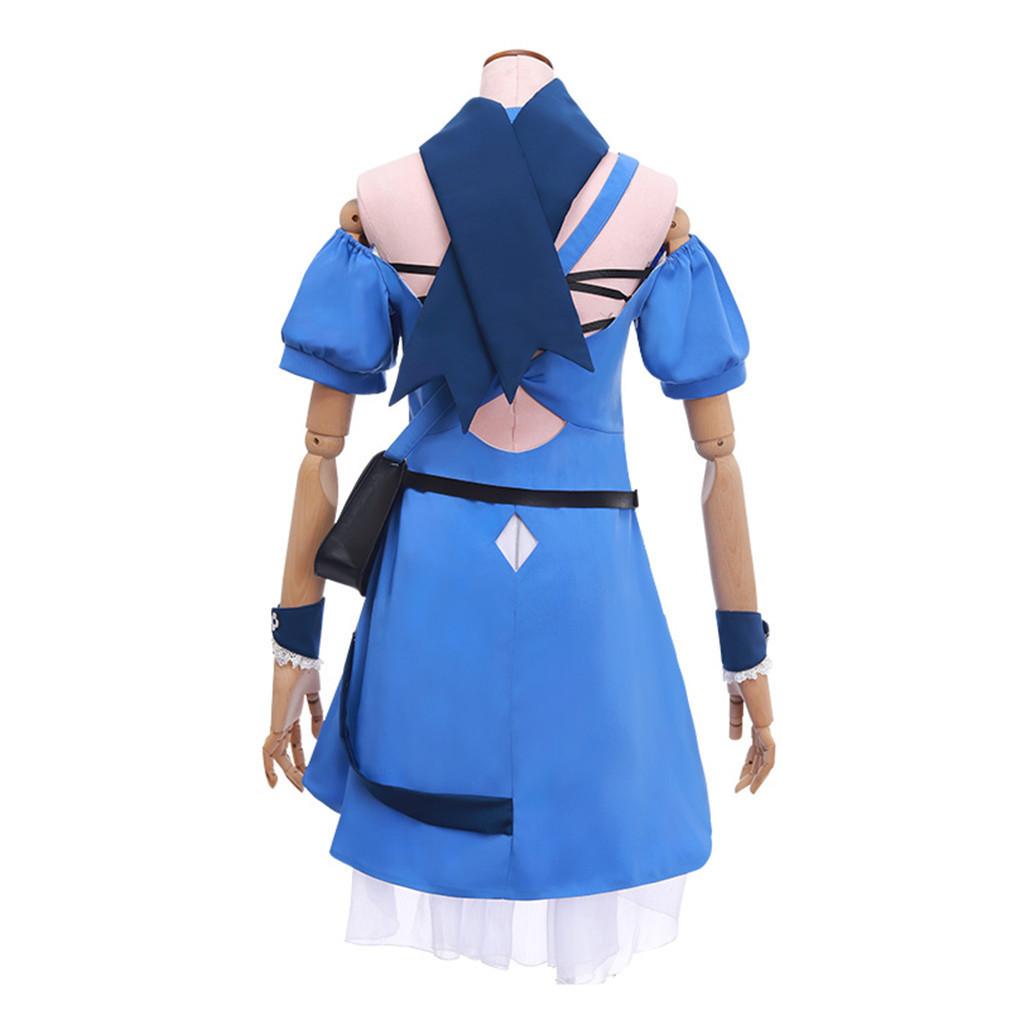 ウマ娘 プリティーダービー Super Creek スーパークリーク 風 コスプレ衣装 cosplay コスチューム 変装 仮装 ハロウィン イベント_画像3